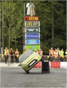 Extra stunts